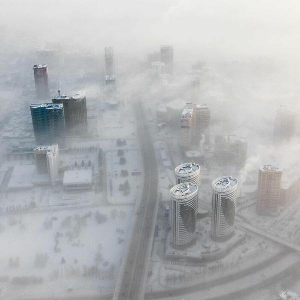 Lạnh kỉ lục âm 40 độ, nước Nga những ngày này ra sao? - Ảnh 11.