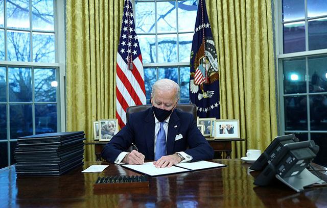 Lương của tân Tổng thống Mỹ Joe Biden bao nhiêu - Ảnh 3.