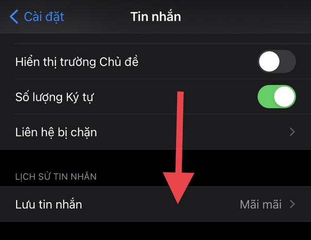 cach-tu-dong-xoa-tin-nhan-van-ban-cu-tren-iphone-hoac-ipad