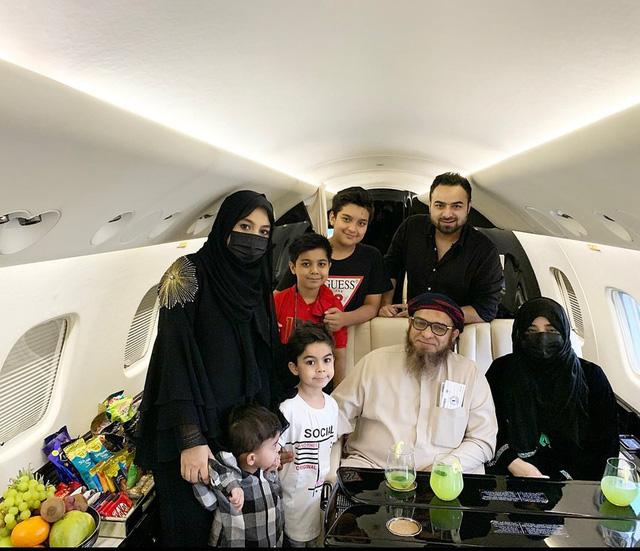 Đại gia Dubai chi 75.000 USD đưa cả nhà trốn khỏi tâm dịch Ấn Độ  - Ảnh 3.