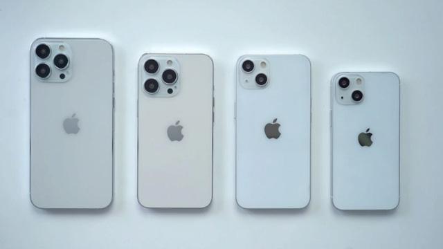 Nếu quan tâm đến iPhone 13 ra mắt trong năm nay, nhiều người sẽ đặt ra dấu hỏi vì sao 2 trong số 4 thành viên trong gia đình này có camera đột ngột chuyển sang hướng chéo.