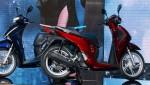 Honda SH 2017 chính thức ra mắt, thêm phiên bản, giá thay đổi