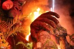 Cháy tại ra mắt phim Kong: Skull Island: Cháy cả những nguyên tắc an toàn