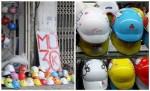 Cơ sở kinh doanh mũ bảo hiểm đạt chuẩn: 'Sống' được nhờ Nghị định 87