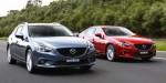 Mazda 6 bị triệu hồi gấp cả trăm ngàn chiếc do lỗi phanh tay