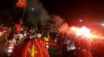Toàn cảnh cả nước cùng hò reo mừng tuyển U23 Việt Nam vào chung kết giải Châu Á