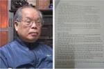 Tâm thư của sĩ quan QĐND Việt Nam gửi PGS. TS Bùi Hiền nhận mưa lời khen từ dân mạng