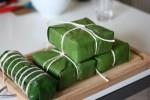Cách nhận biết bánh chưng luộc bằng pin, măng ngâm hóa chất bán tràn lan ở chợ Tết