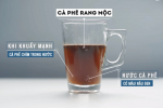 Cách nhận biết cà phê thật và cà phê trộn tạp chất