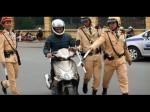 Chi tiết các lỗi và thẩm quyền xử phạt vi phạm giao thông