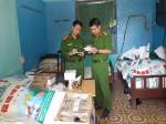 Nam Định: Bắt giữ hơn 2 tấn mì chính giả nguồn gốc Trung Quốc, gia công thành 'hàng xịn'