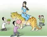 Điểm mặt 3 con giáp nữ có số nữ vương, lời nói như mệnh lệnh khiến chồng vừa nể vừa yêu
