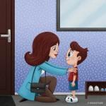 Nguyên tắc ba phút phụ huynh nên áp dụng khi dạy con