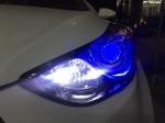 Lắp đèn LED siêu sáng cho ô tô vừa mất tiền vừa có nguy cơ 'mất mạng'