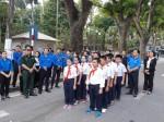 Cảm động cảnh người dân vượt hàng trăm cây số chờ viếng Chủ tịch nước Trần Đại Quang