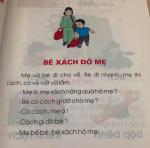 Chuyên gia người Nhật nói về bài đọc 'Bé xách đỡ mẹ' gây tranh cãi: Đừng bắt trẻ thơ nhìn vạn vật bằng con mắt của người lớn