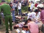 Tai nạn thảm khốc xe bồn tông xe khách xuống vực: 12 người chết, 4 người bị thương