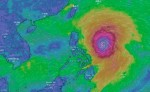 Tin bão mới nhất ngày 14/9: Siêu bão Mangkhut sẽ tàn phá những vùng nào của Việt Nam?