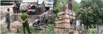 Bí ẩn bên trong lò tái chế dầu nhớt thải trái phép vừa bị triệt phá tại Quảng Ninh