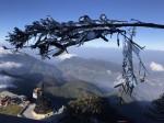 Ngắm nhìn băng tuyết trên đỉnh Phan Xi Păng