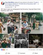 Tác giả bộ ảnh CSGT bắt cướp ở Sài Gòn 11 năm trước: 'Thật kì diệu vì họ có thể thuyết phục tên cướp buông kiếm đầu hàng'