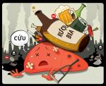 Uống rượu hay uống bia thì đều có nguy cơ mắc các bệnh ung thư dưới đây