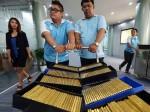 Các nhà khoa học Trung Quốc biến đổi đồng thành vật liệu... giống như vàng