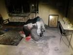 Chăn điện phát nổ: Nhà cháy tan hoang, người dùng 'thoát chết'