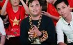 Cơ ngơi dát vàng của 'đại gia' đeo 13kg vàng cổ vũ tuyển Việt Nam