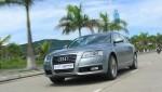 Hơn 100 xe sang Audi A6 bị triệu hồi tại Việt Nam