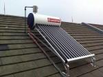 'Rét run' vì lắp đặt bình nước nóng năng lượng mặt trời sai cách