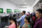 Cẩn trọng khi thực hiện giao dịch thẻ ATM, POS, mất Tết như chơi