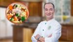 Giám khảo Master chef Tuấn Hải, những sai lầm phổ biến khi nấu canh