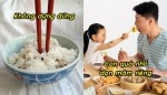 Loạt quy tắc trên mâm cơm Việt lại đang gây sốt vì khiến ai cũng sợ?