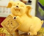 Giá vàng hôm nay 4.2: 30 tết, vàng trong nước tăng mạnh ngược thế giới
