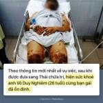 Toàn cảnh vụ Việt kiều bị tạt axit, cắt gân chân ở Quảng Ngãi và những tình tiết bất ngờ