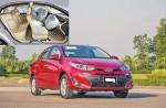 Toyota Vios bán chạy nhất thị trường Việt Nam nhưng vẫn có điểm trừ đáng tiếc