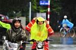 Đón không khí lạnh, miền Bắc chuyển mưa và rét