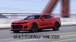 Giá xe ô tô Chevrolet tháng 3/2019: Từ 299 triệu đồng