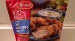 Hoa Kỳ: Thu hồi gần 32 tấn thịt gà nhãn hiệu Tyson
