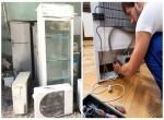 Mua tủ lạnh cũ và hàng loạt rủi ro có thể gây cháy nổ bất cứ lúc nào