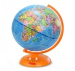 Thu hồi 3000 quả địa cầu dành cho trẻ em được sản xuất tại Trung Quốc