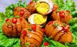 Cách làm món trứng siêu hấp dẫn, lạ miệng lại ngon