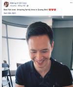 Bố mẹ Kim Lý chính thức về quê Hồ Ngọc Hà