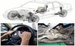 Dấu hiệu cảnh báo hệ thống lái hư hỏng cần biết để tránh tai nạn