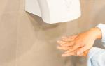 Cảnh báo đáng sợ đối với máy sấy tay trong nhà vệ sinh công cộng