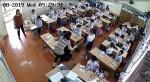 Giáo viên trông thi đánh học sinh ở Hải Phòng: Tạm đình chỉ công tác 1 tháng đối với cô giáo