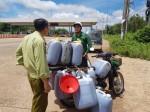 330 lít dầu ăn bẩn vừa bị phát hiện, bắt giữ