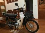 CHOÁNG: Honda Dream Thái 1995 còn nguyên bản giá sốc 320 triệu đồng