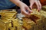 Giá vàng hôm nay 1/6/2019: Vàng thế giới tăng mạnh 16 USD/ounce